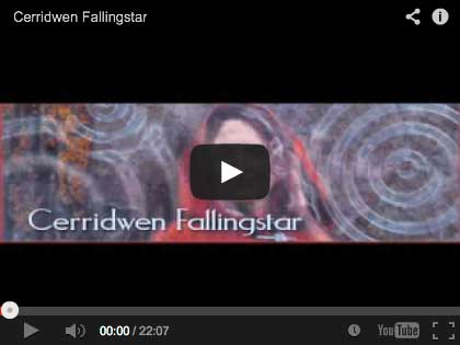Cerridwen Fallingstar interviewed by GoodNewsBroadcast