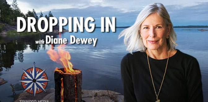 Dropping In with Diane Dewey