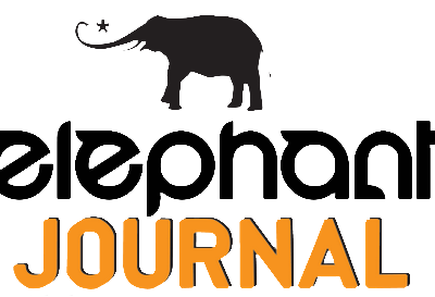 "Elephant Journal 'The Man Behind the Curtain,"" Book Excerpt"