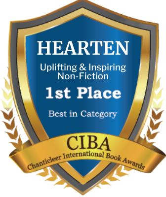 1st Place Blue Ribbon: 2020 Chanticleer International Book Awards!