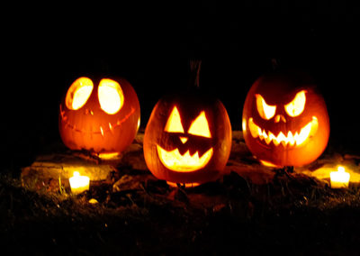 Reder's Digest: The History of Jack-o-Lanterns and How They Became a Halloween Tradition