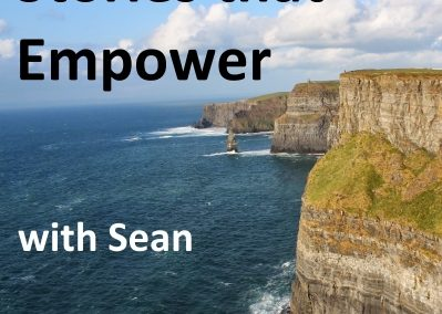 Stories that empower with Sean